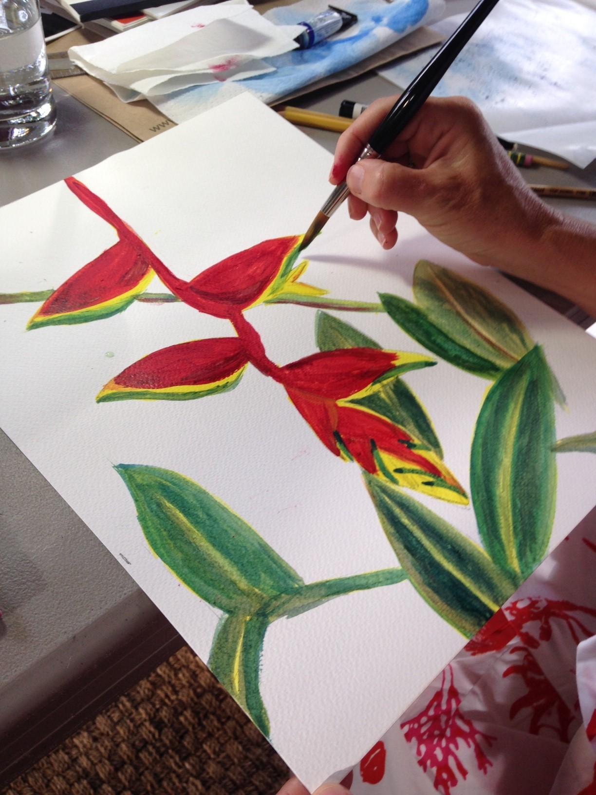 Giclee Fine Art Prints Watercolor Art