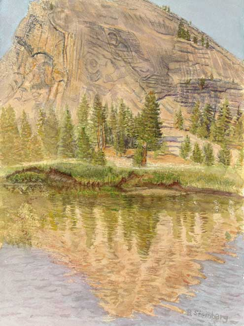 Tuolumne Light giclee fine art reproduction